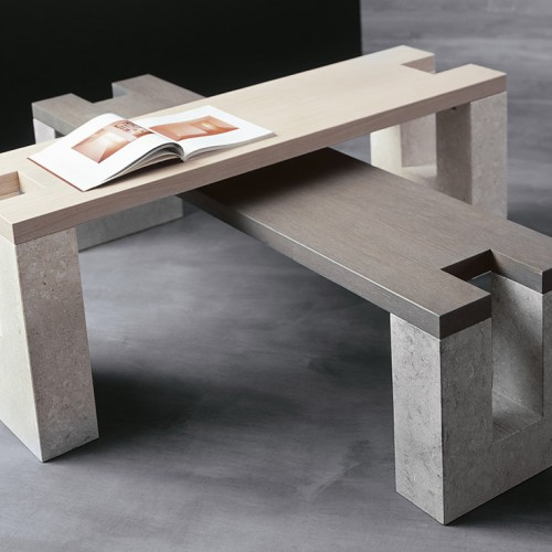 Laboratorio del Marmo - Dolmen-Bench / Table