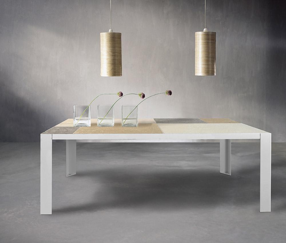 Laboratorio del Marmo - Domino bianco