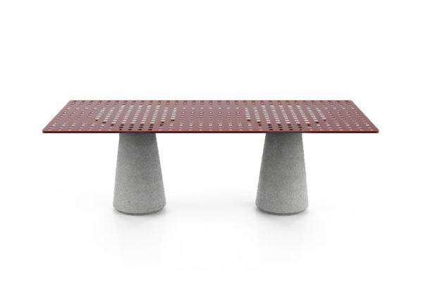 Laboratorio del marmo console tavolini e tavoli in pietra