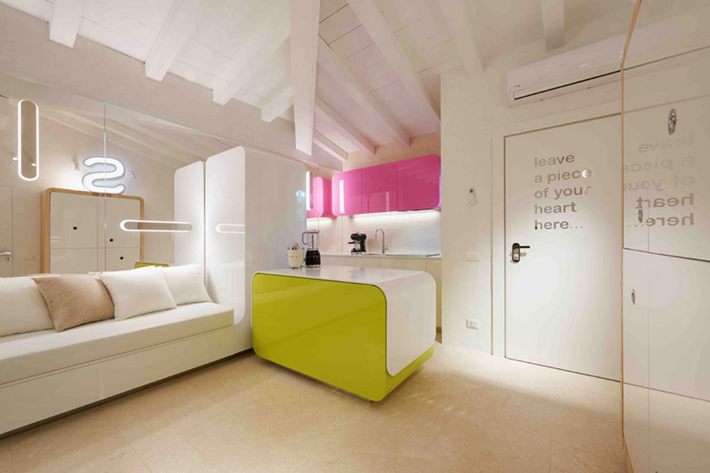 Simone Micheli - The precious apartment in Puntaldìa